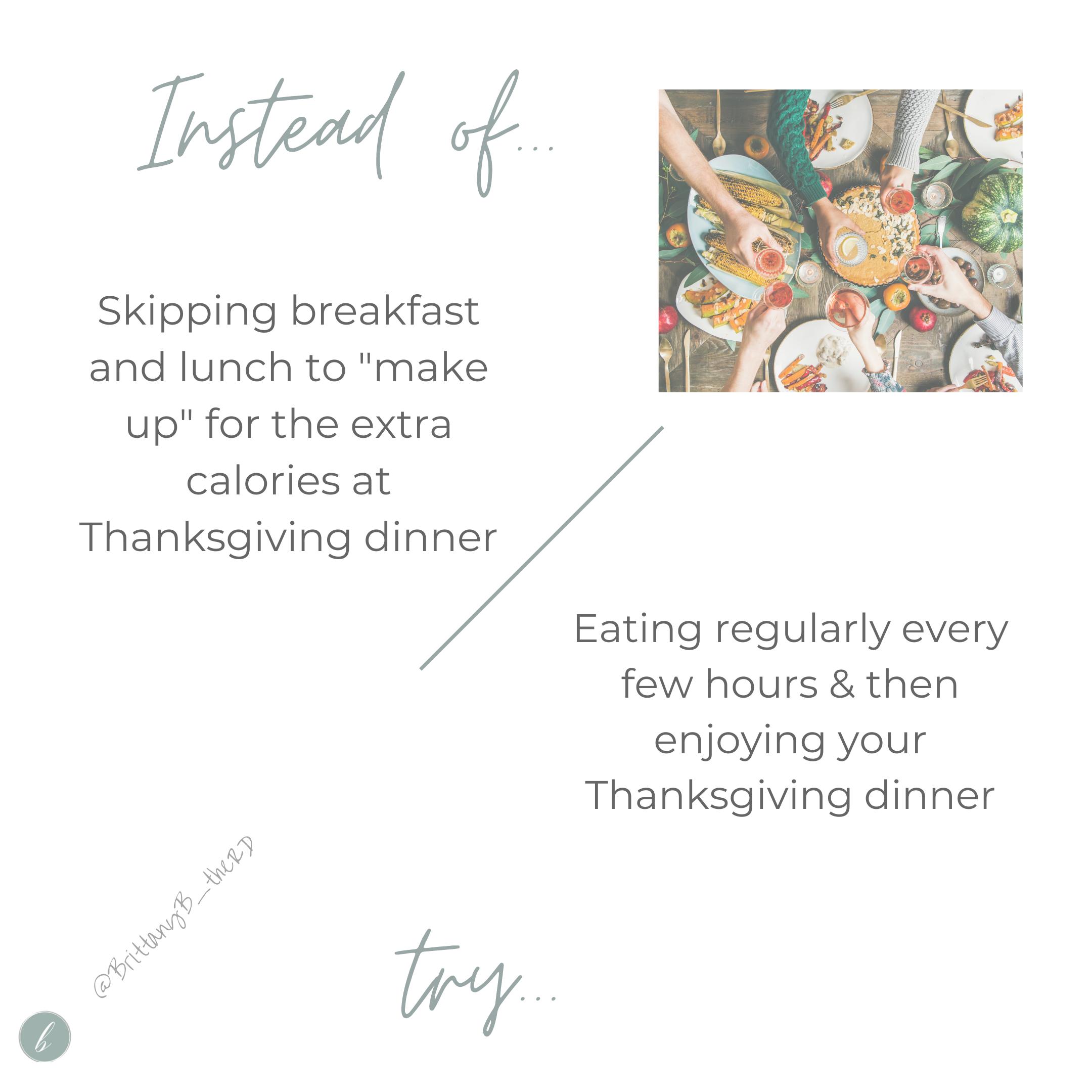 IBD skipping meals