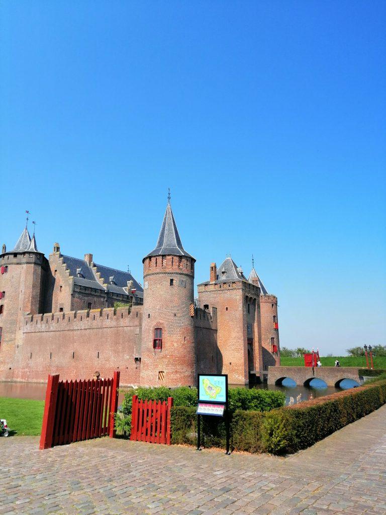 Muiden Muiderslot Holland Holanda The Netherlands