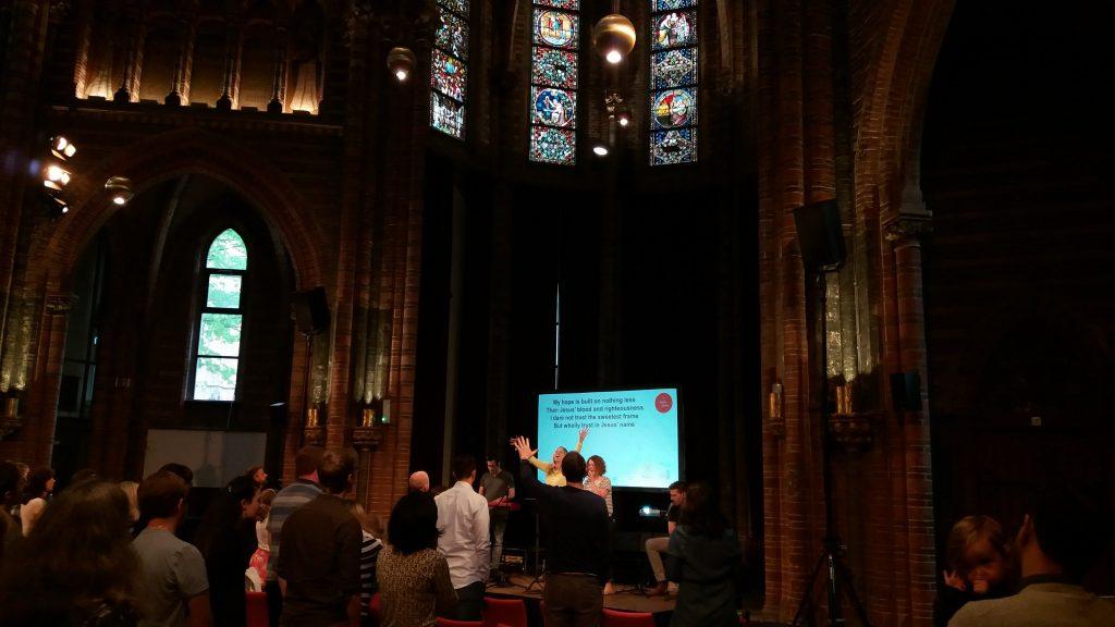 Liberty Church, Amsterdam, The Brave New Life
