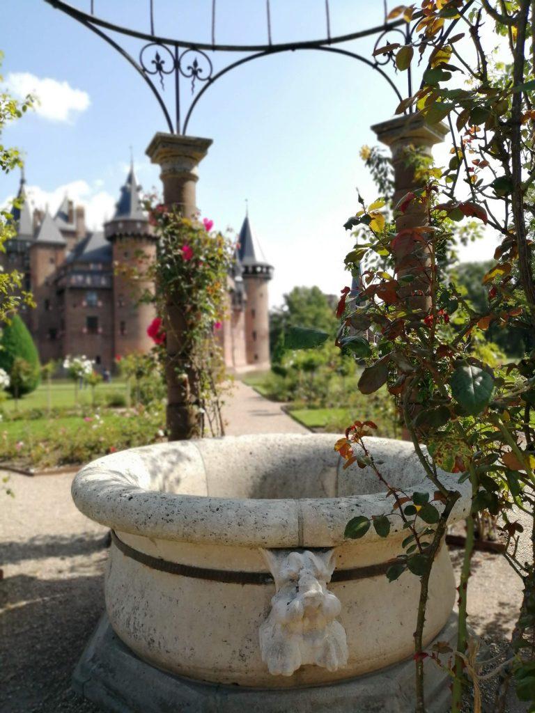 Kasteel de Haar Utrecht Holland Holanda The Netherlands Castelo