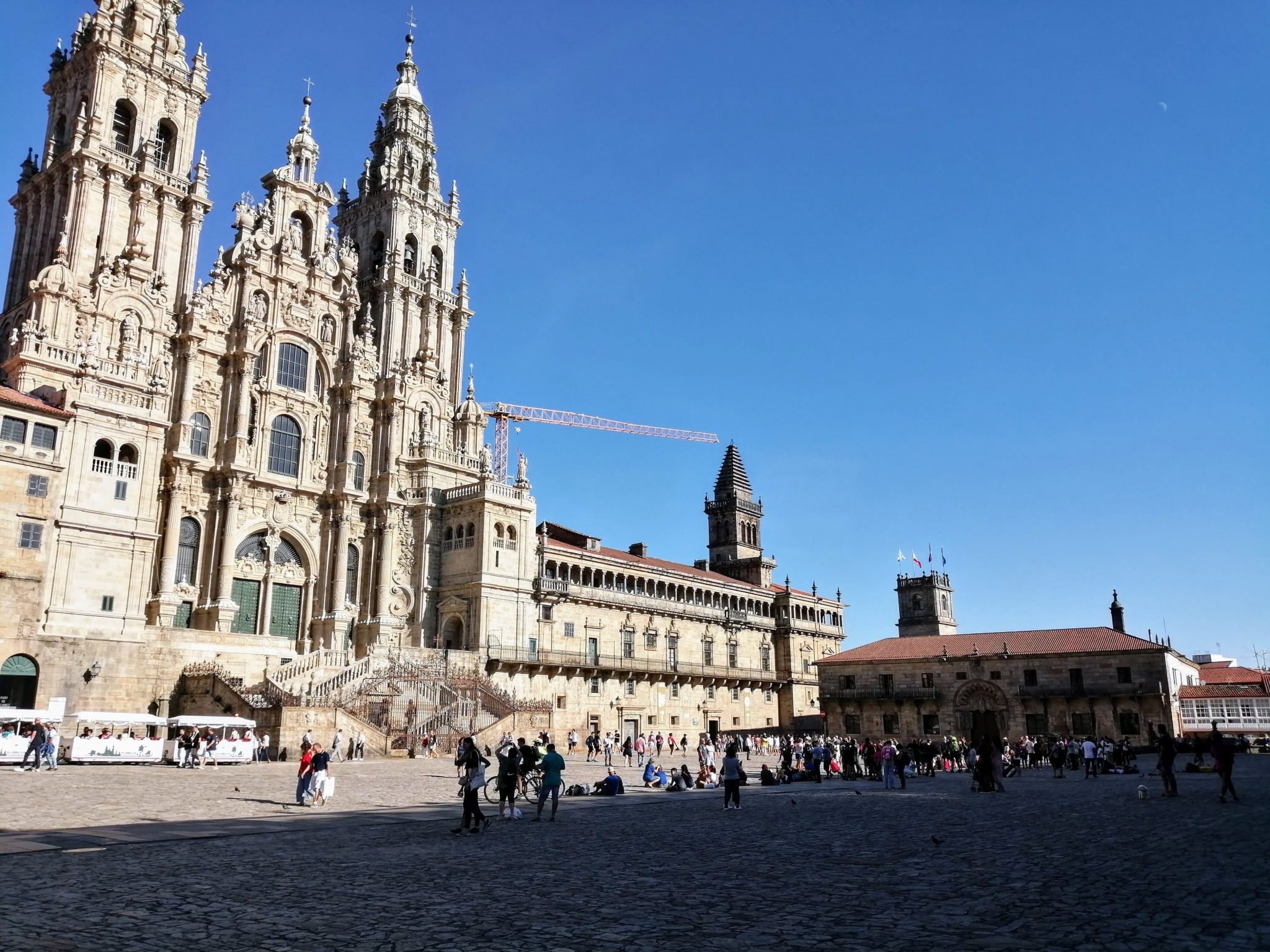 Caminho de Santiago de Compostela The Brave New Life
