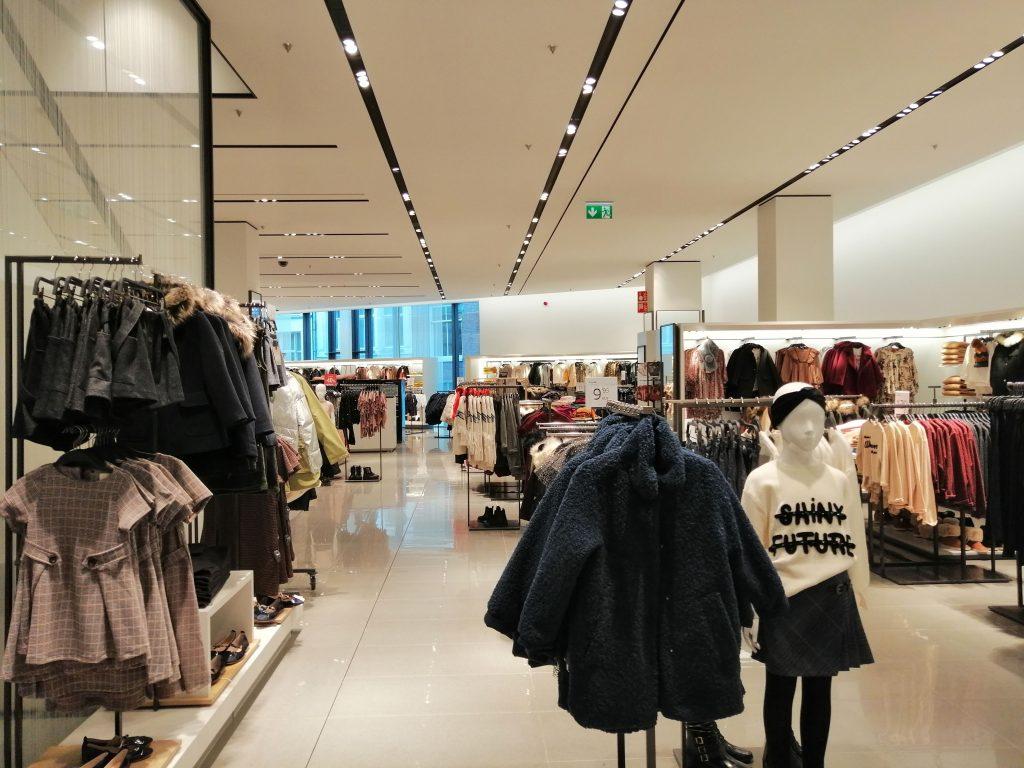 Zara Amsterdam