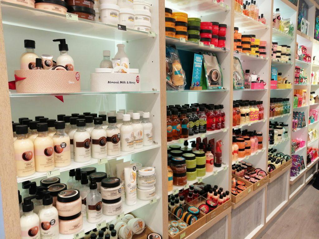 Body Shop Amsterdam
