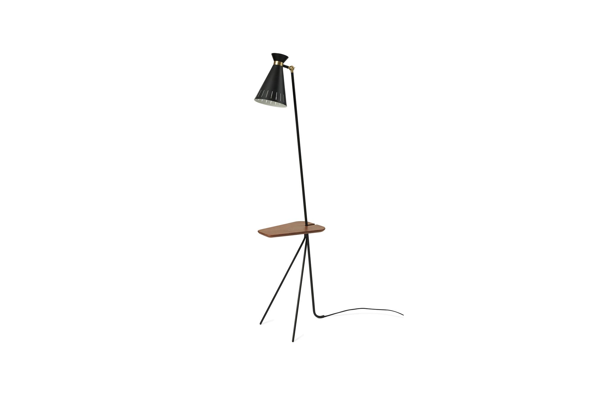 Cone Floor Lamp