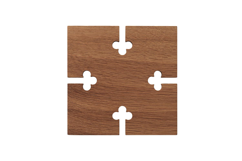 Gourmet Wood Trivets