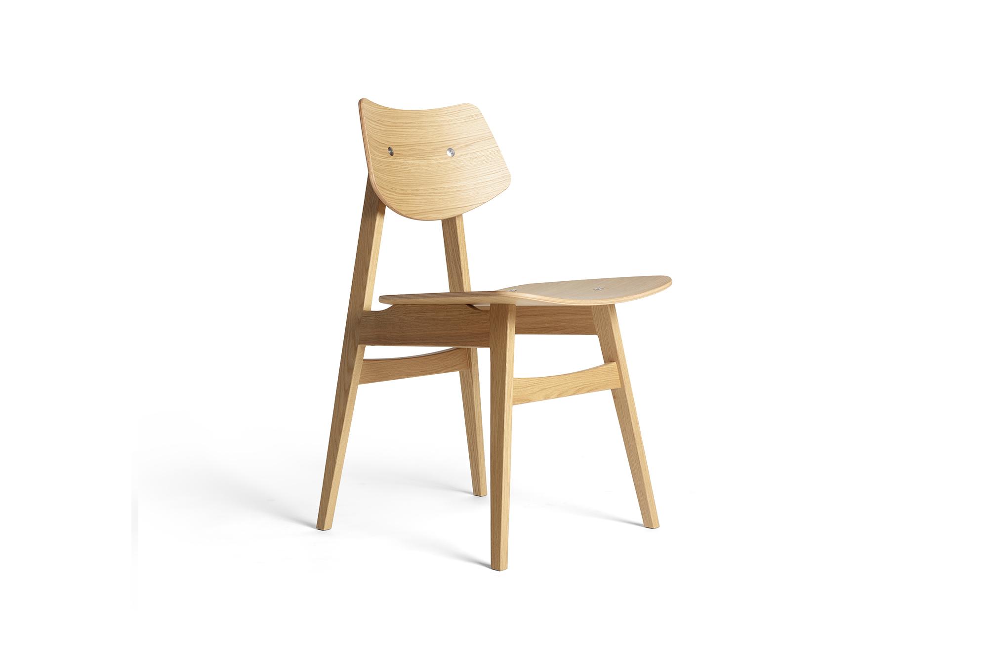 1960 Wood Chair