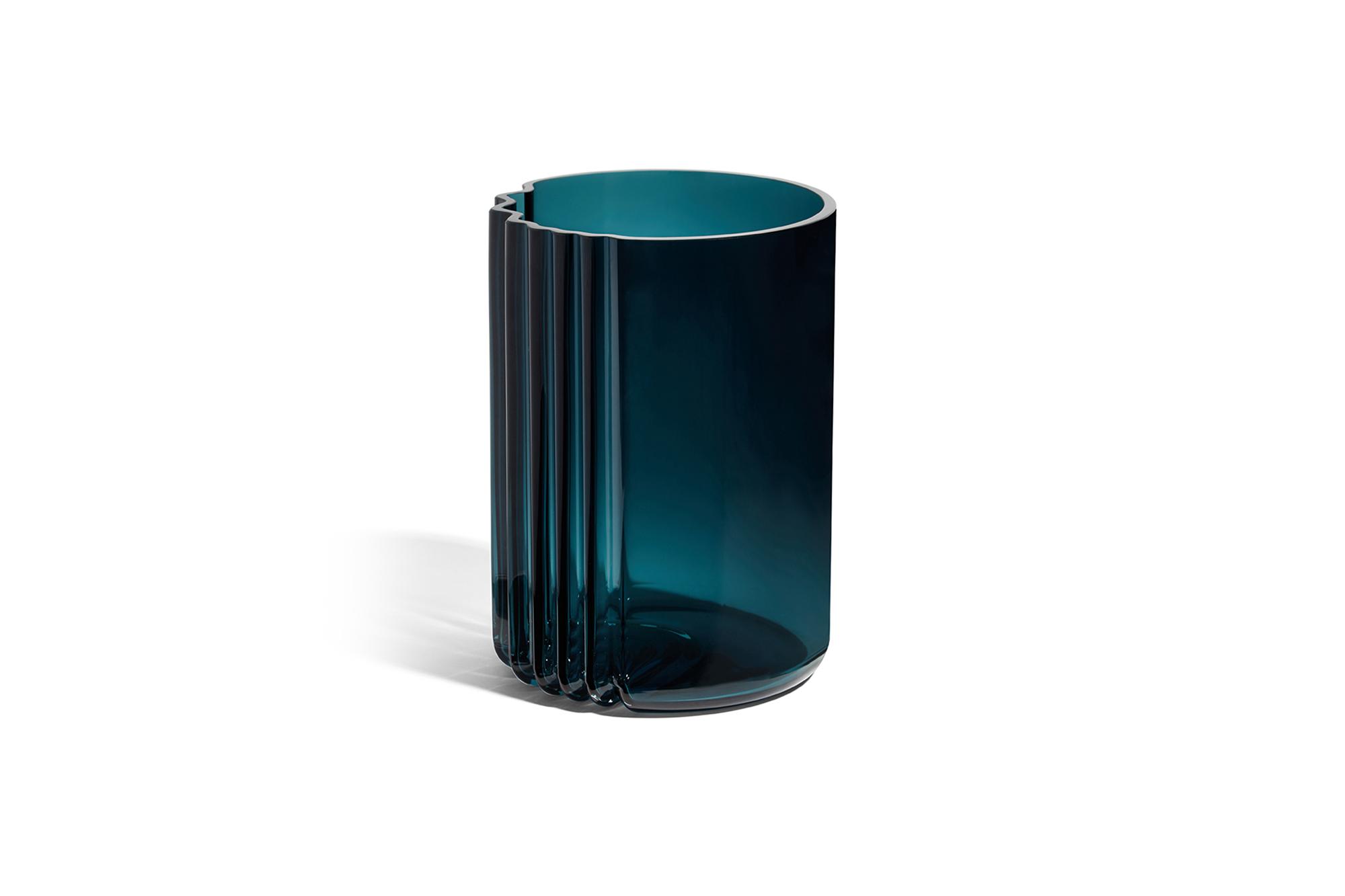 Pulse Wide Vase