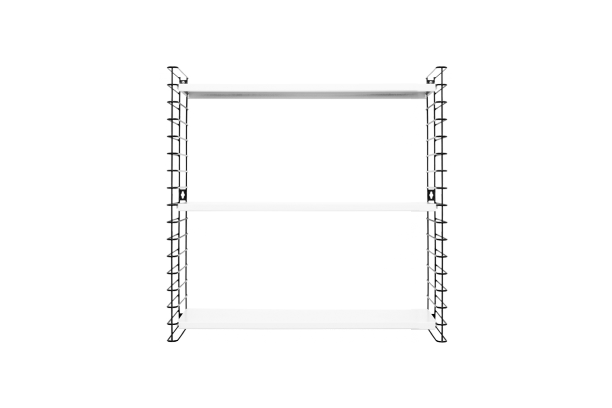 Tomado Shelving System | Black & White