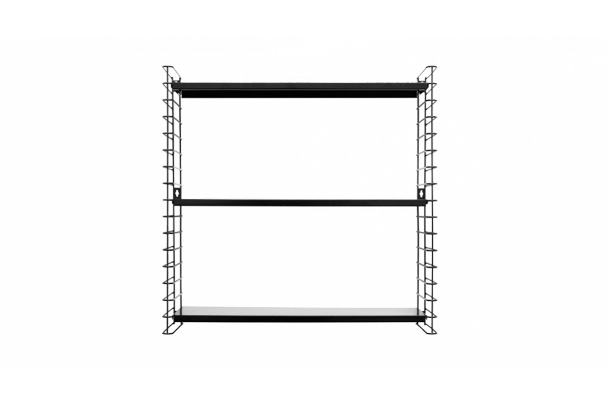 Tomado Shelving System | Black