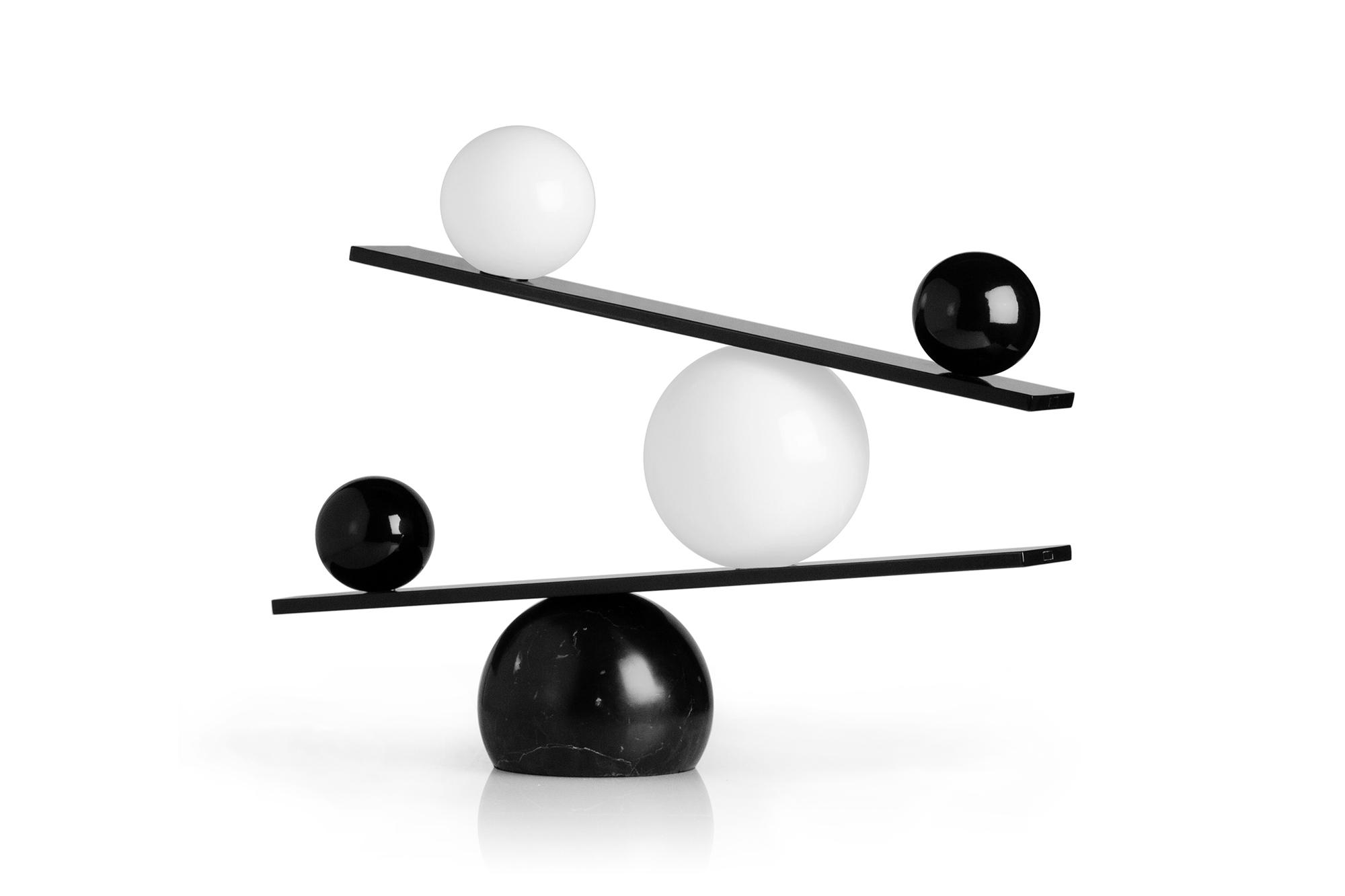 Balance Table Lamp