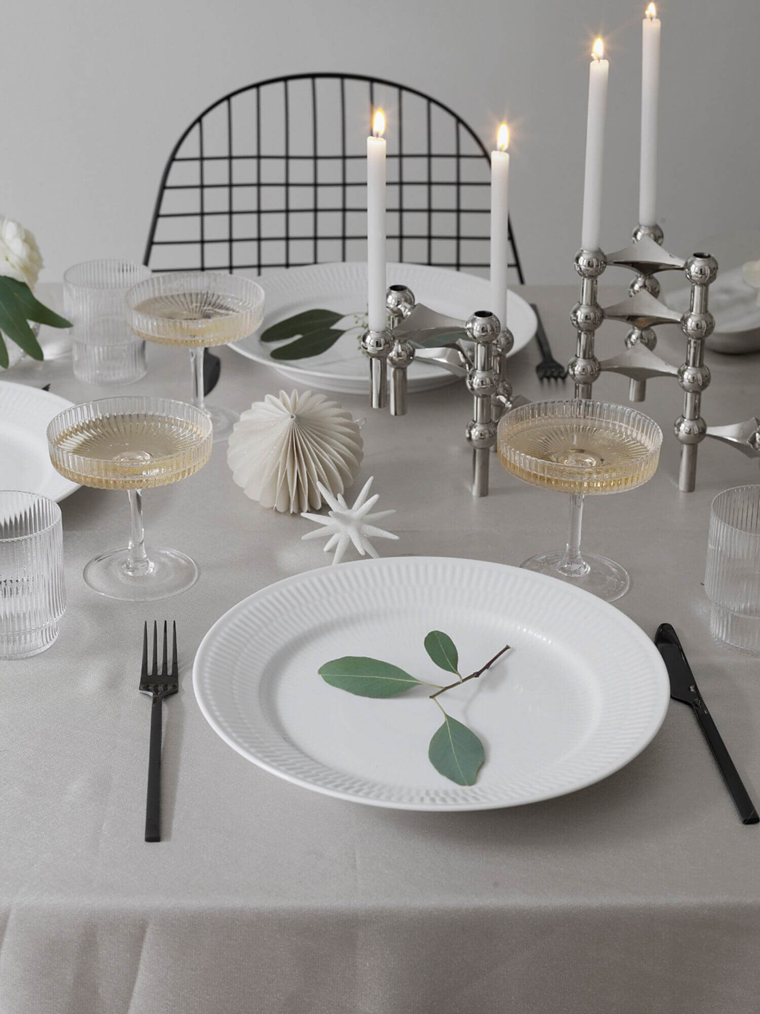 Stoff Candle Holders: The Perfect Dinner Party Guest