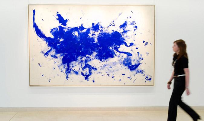 Something Blue – Pantone Names 2020 Colour 'Classic Blue'