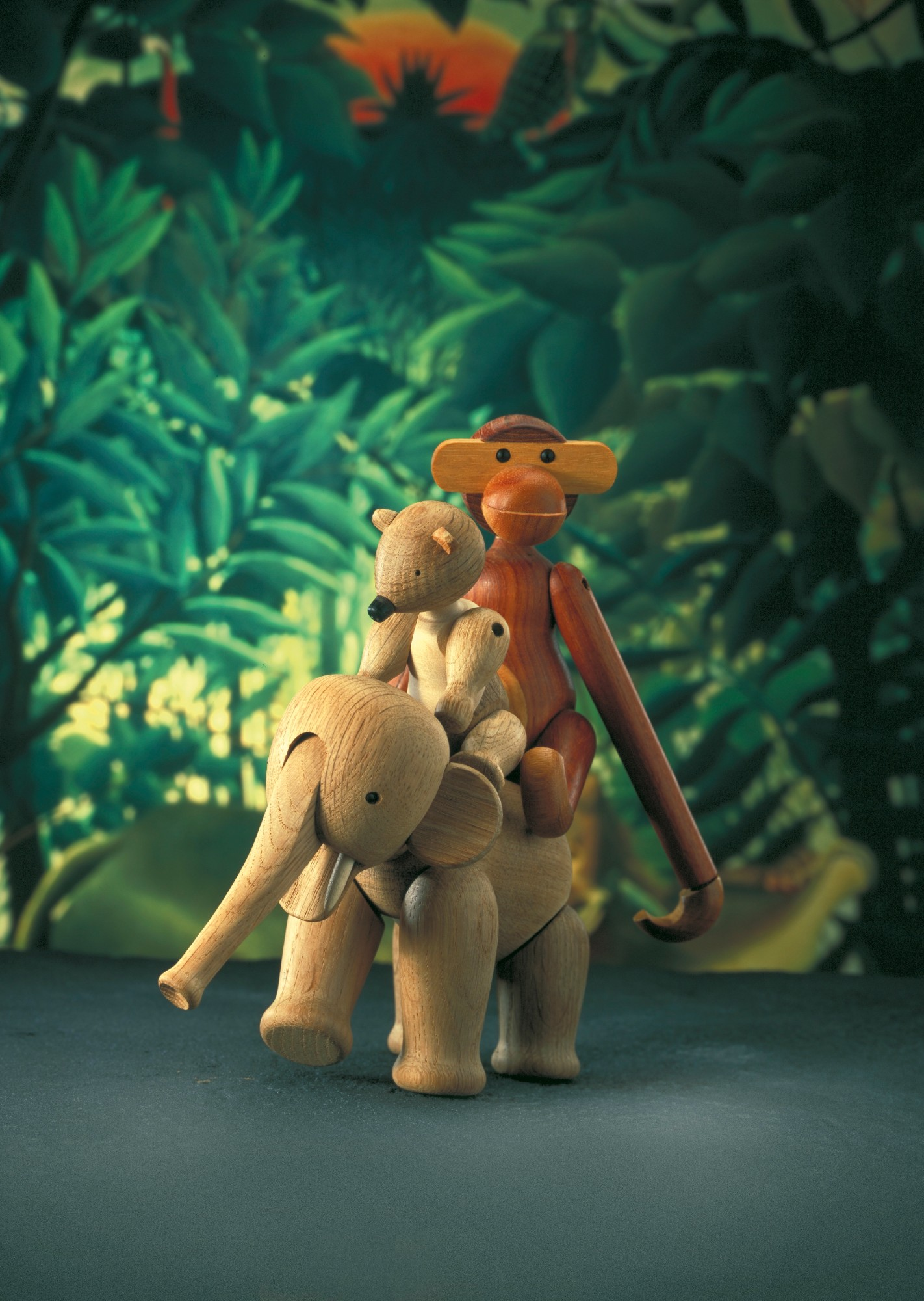 Introducing the Cheerful Wooden Characters of Kay Bojesen