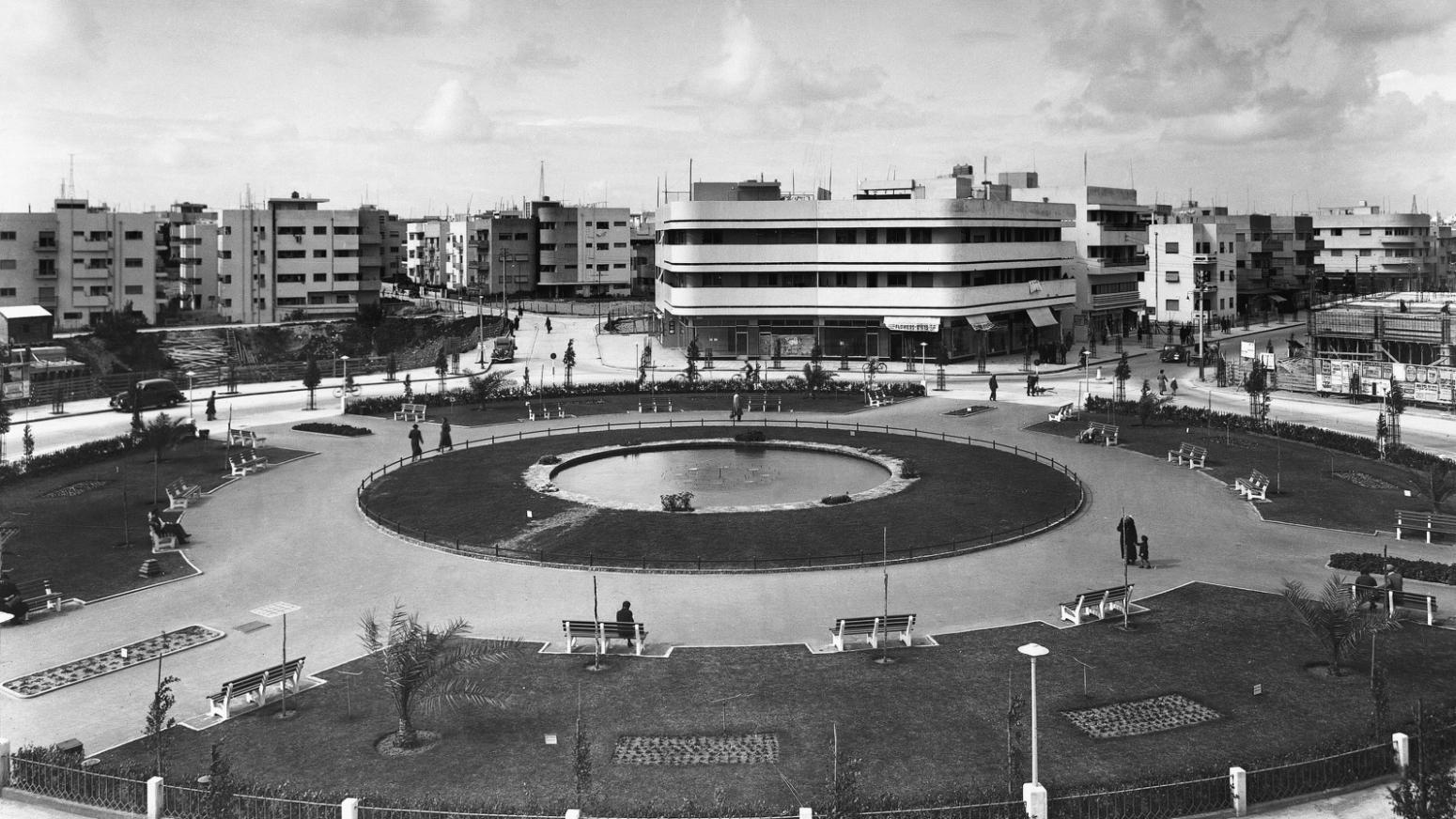 Tel Aviv - Bauhaus Capital City