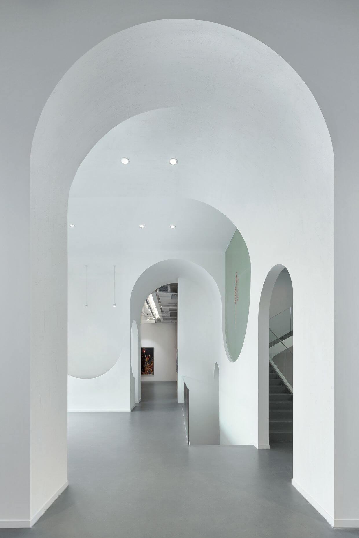 Hongkun Art Gallery + Auditorium, Precht Architects
