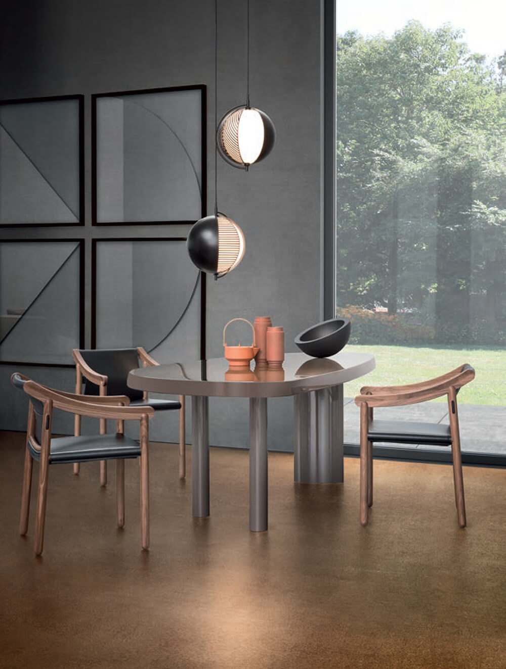 Oblure 'Mondo' Lamp featured by Cassina