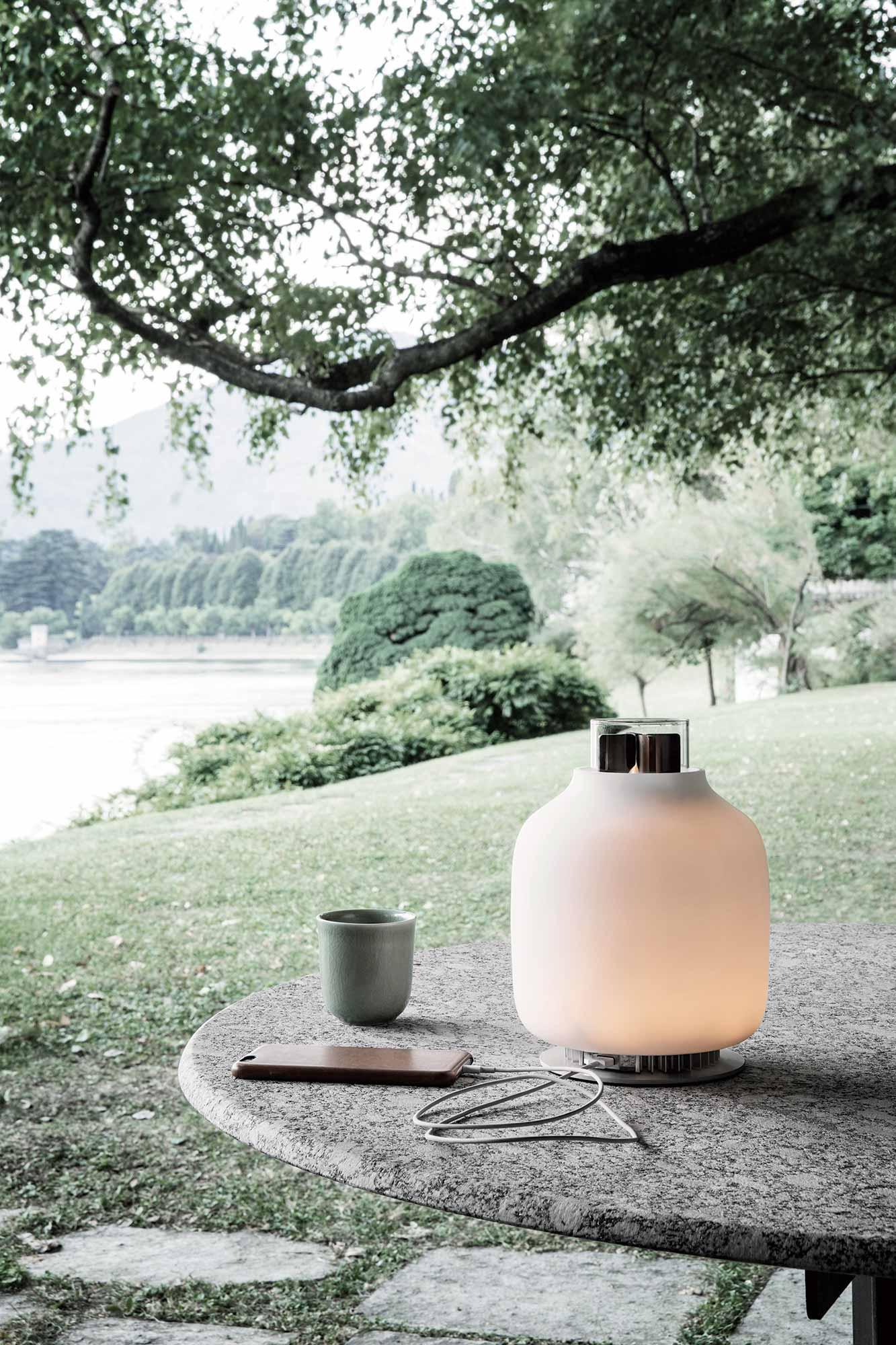 Candela Table Lamp