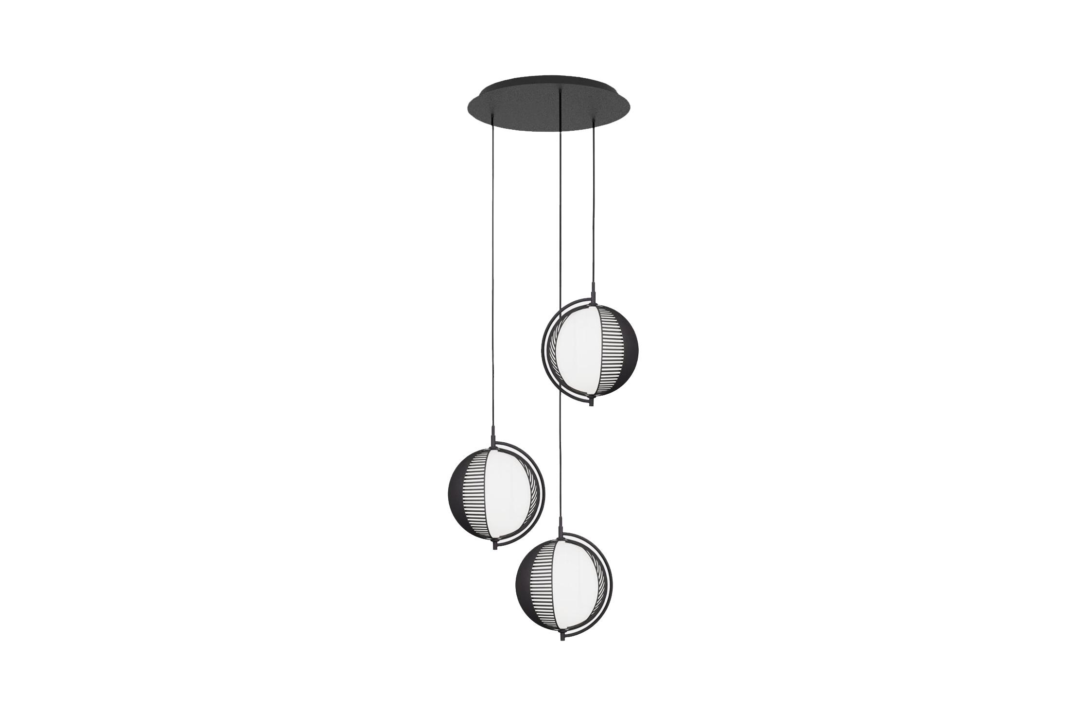 Mondo Pendant Lamp Triplette