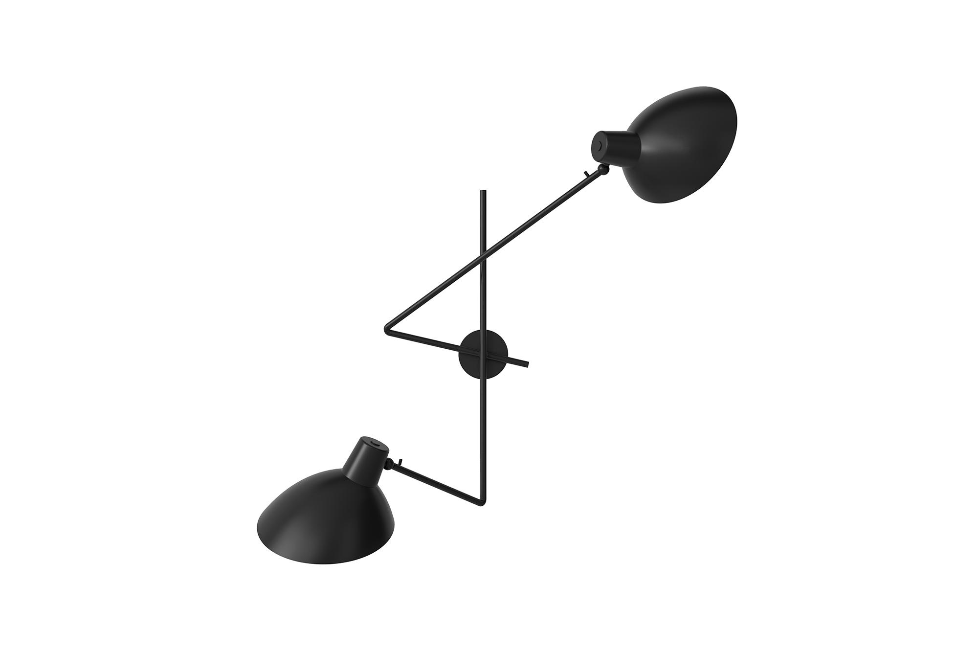 VV Cinquanta Twin Wall Lamp