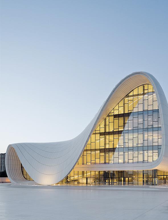 The Enduring Design of Zaha Hadid