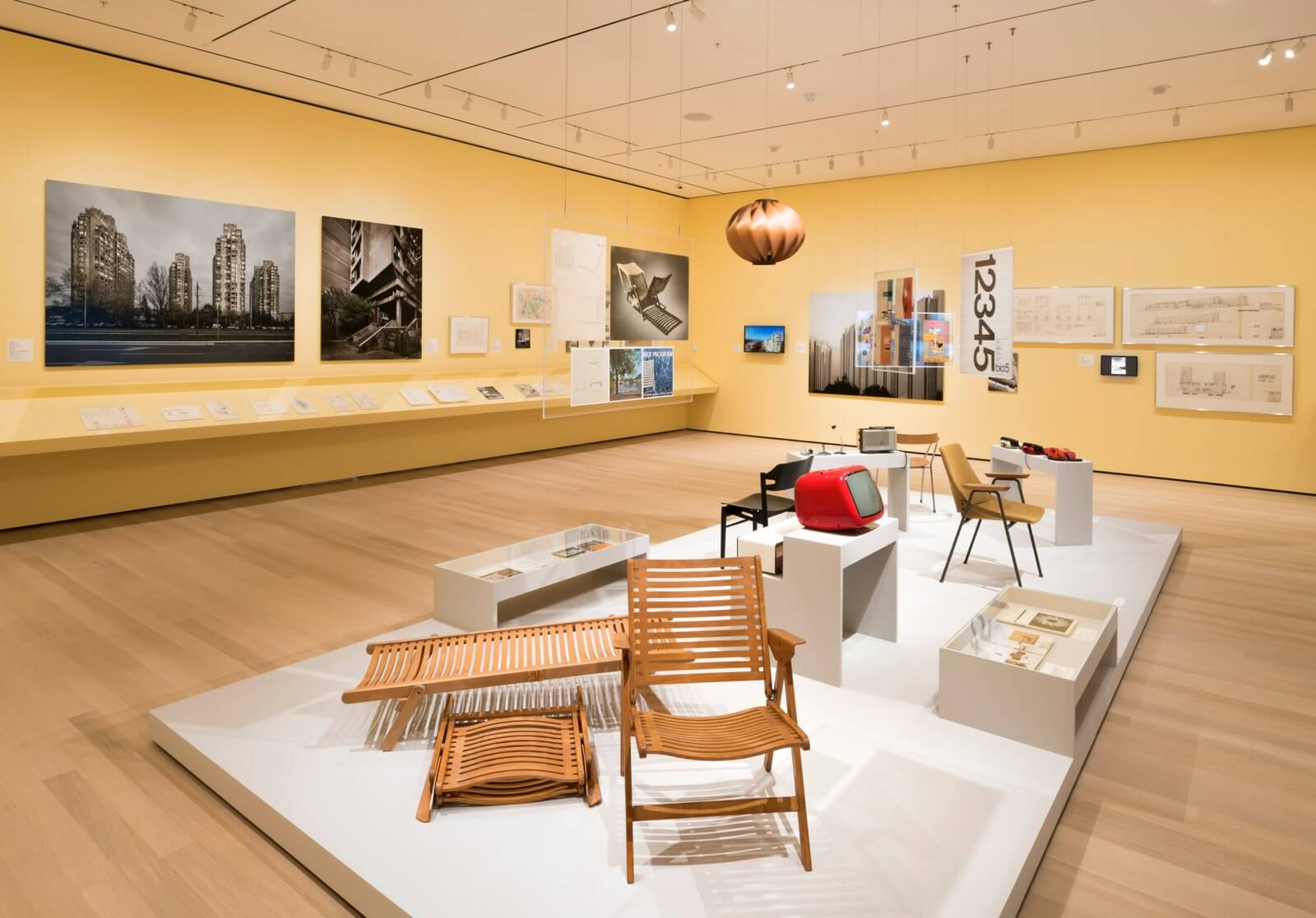 Niko Kralj included in MoMA Permanent Collection