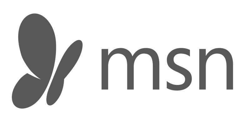 MSN Logo with the butterfly
