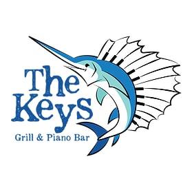 The Keys Grill and Piano Bar logo
