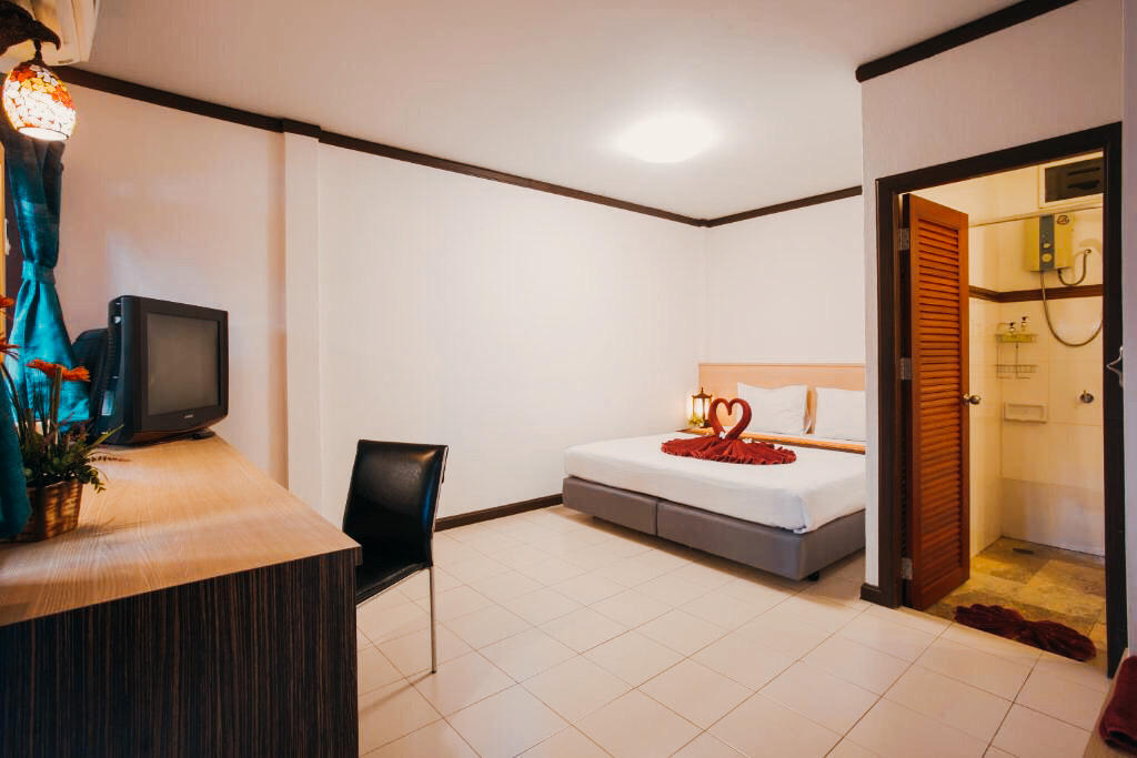 Standard room, the best ideal for budget traveller