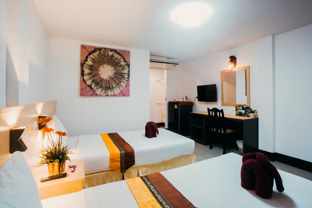 Superior room with all amenities