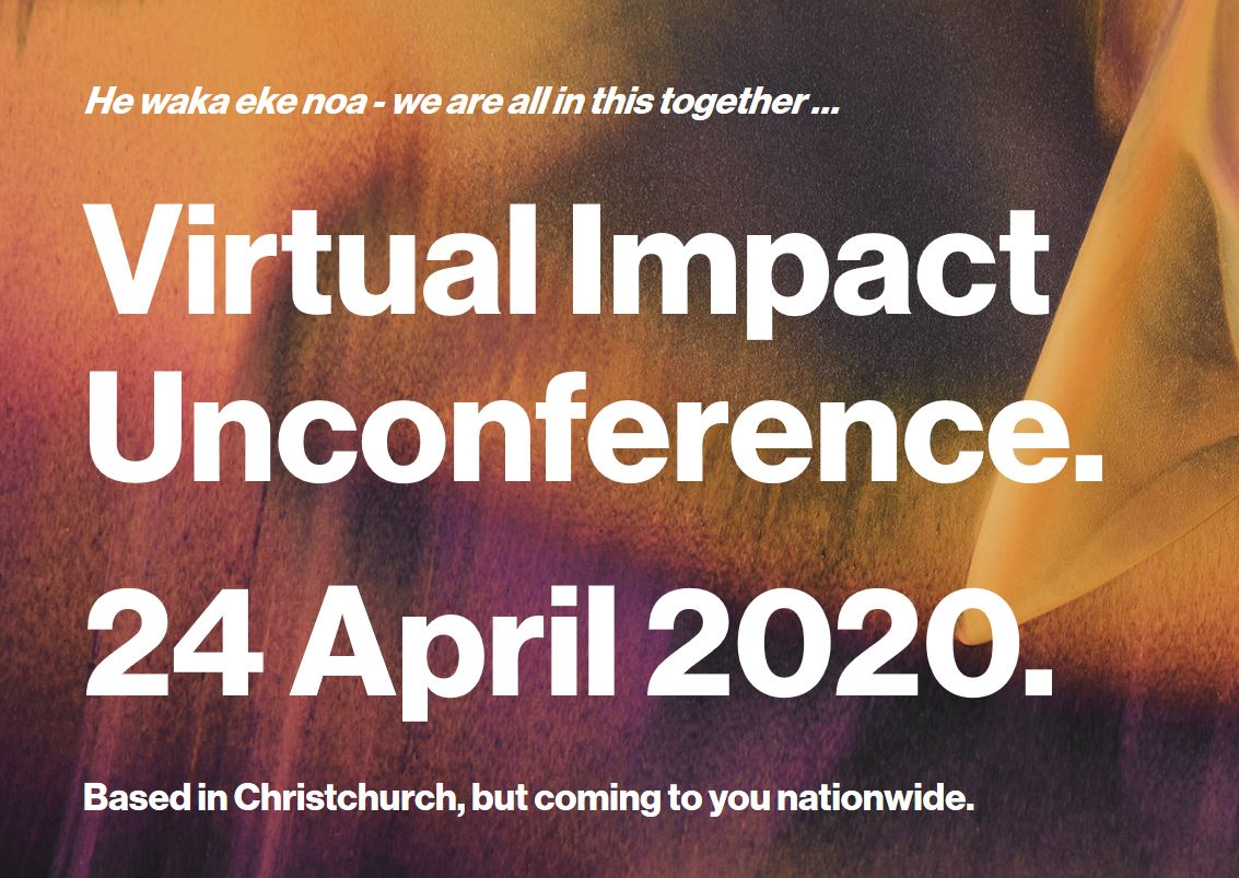 Virtual Impact Unconference