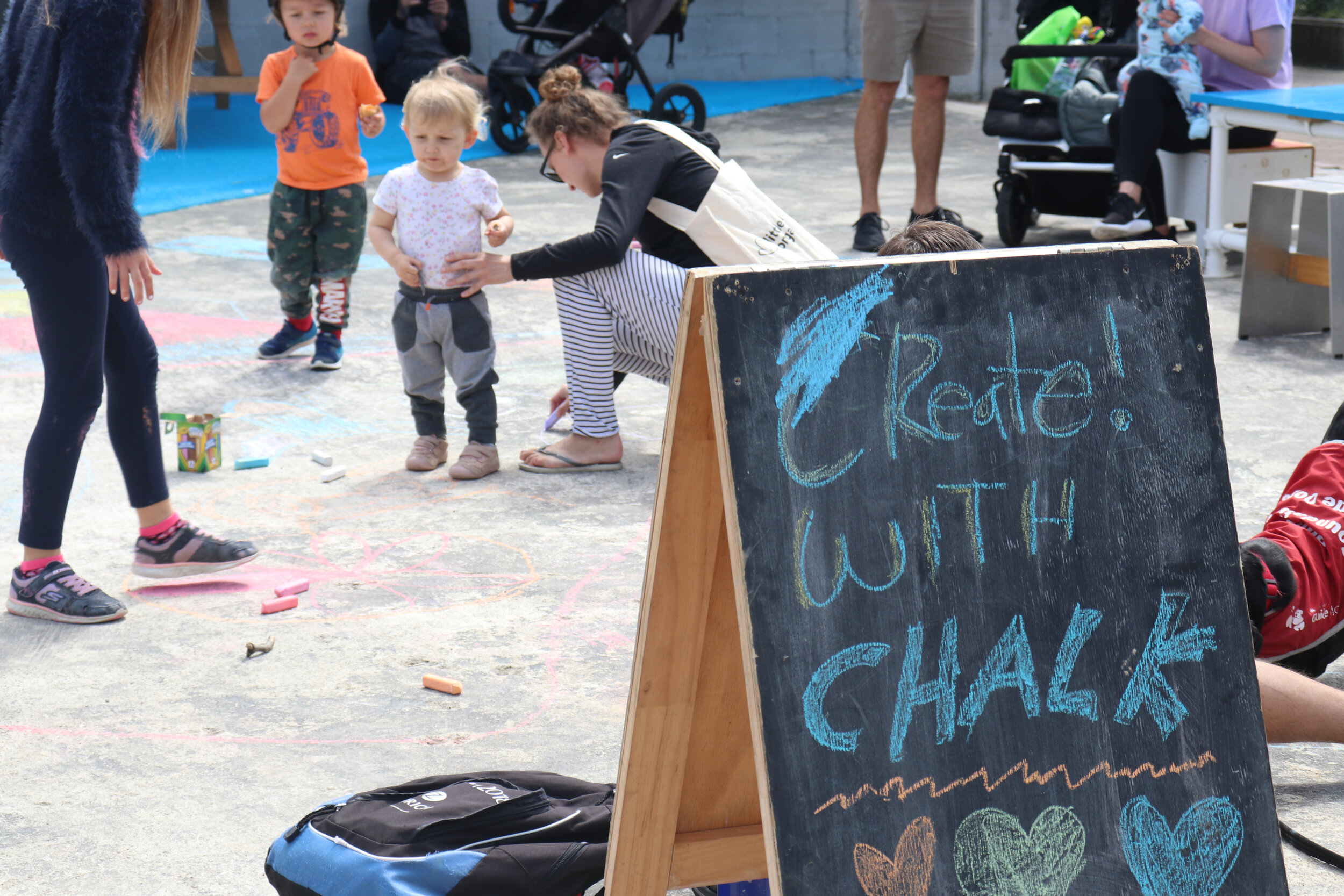 CHALK - A Placemaking Challenge