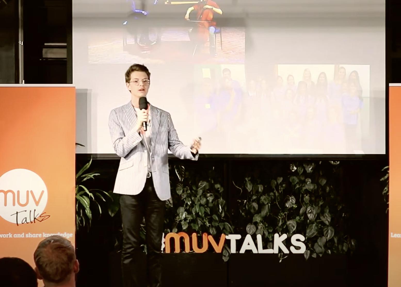 Matthew Goldsworthy | MUV Talks Community Builders