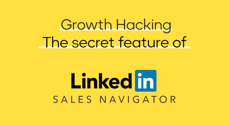 Hack Linkedin Sales Navigator to import your company lists on LinkedIn Sales Navigator