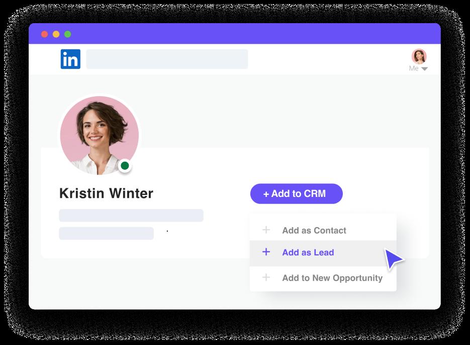 Leadjet : linkedin automation : scrap linkedin et Cold Email