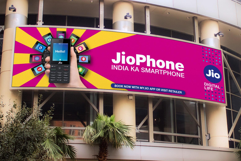 Jio JioPhone