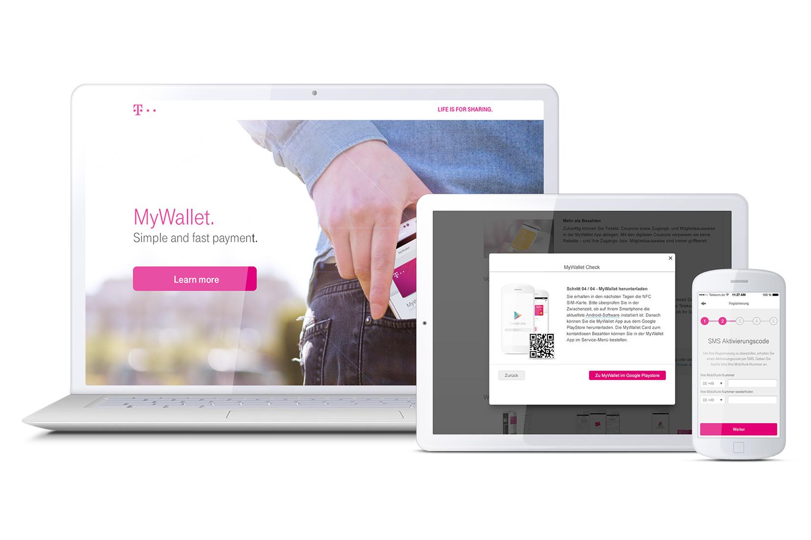 Deutsche Telekom MyWallet