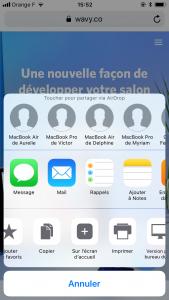 Téléchargez Wavy sous iOS