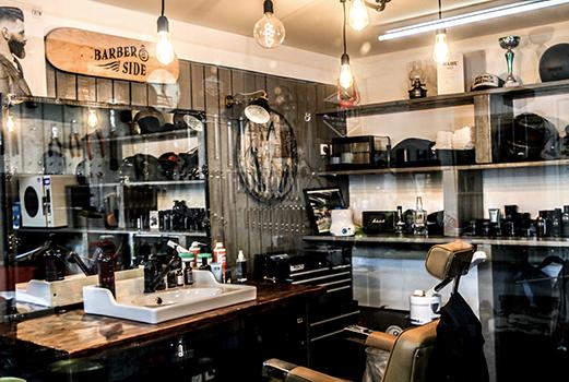 Barber shop Barber Side à La Forge