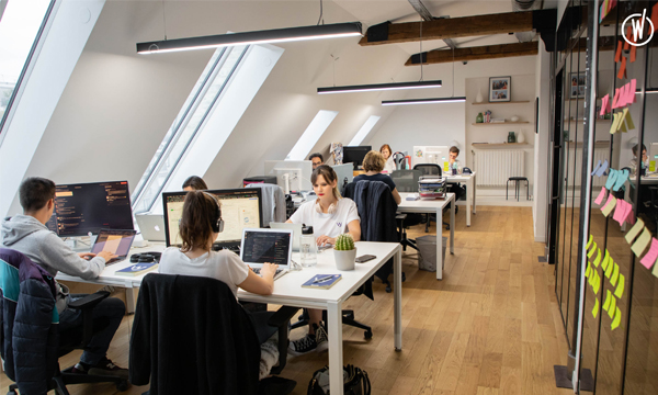 La partie produit, marketing et opérationnelles des bureaux