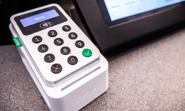 izettle paypal payment