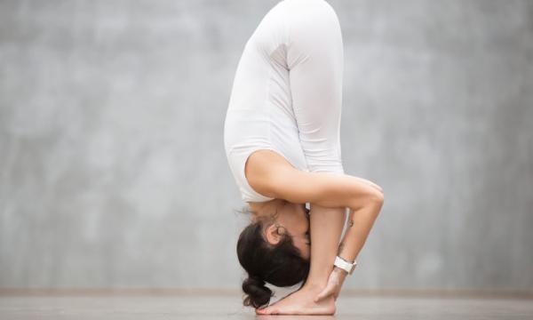 posture pince yoga