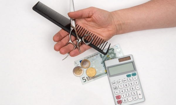 hairdresser's salary