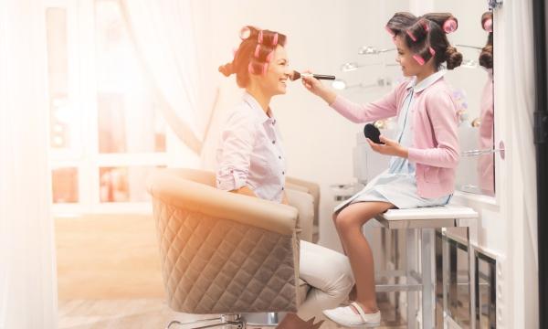 fête des mères salon de coiffure
