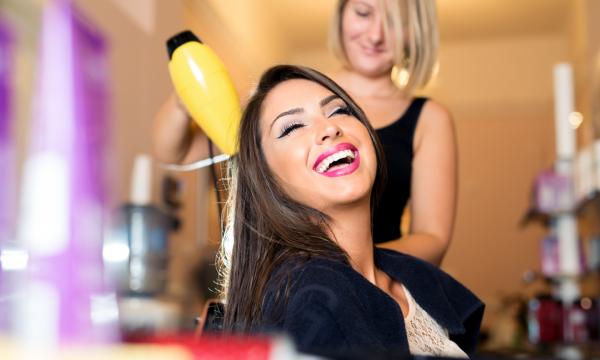 experience client salon de coiffure
