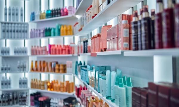 stock salon de coiffure