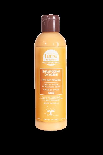 Le shampoing oxygénant Terre de Couleur
