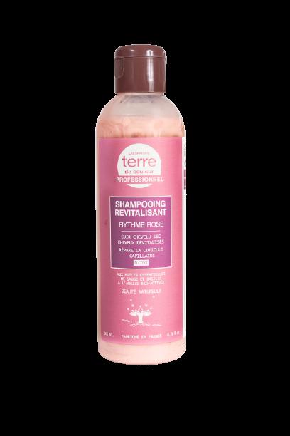 Le shampoing revitalisant Terre de Couleur