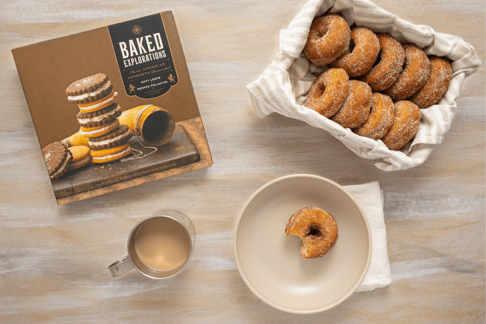 Buttermilk Doughnuts Recipe: Baked Explorations