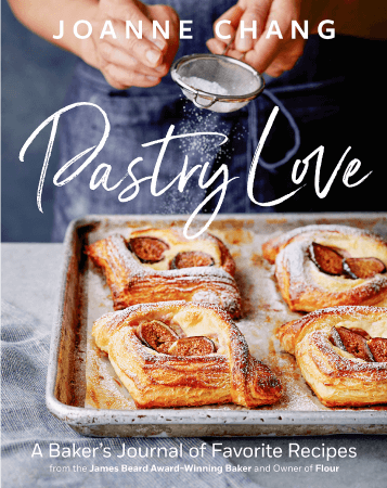 pastry love cookbook