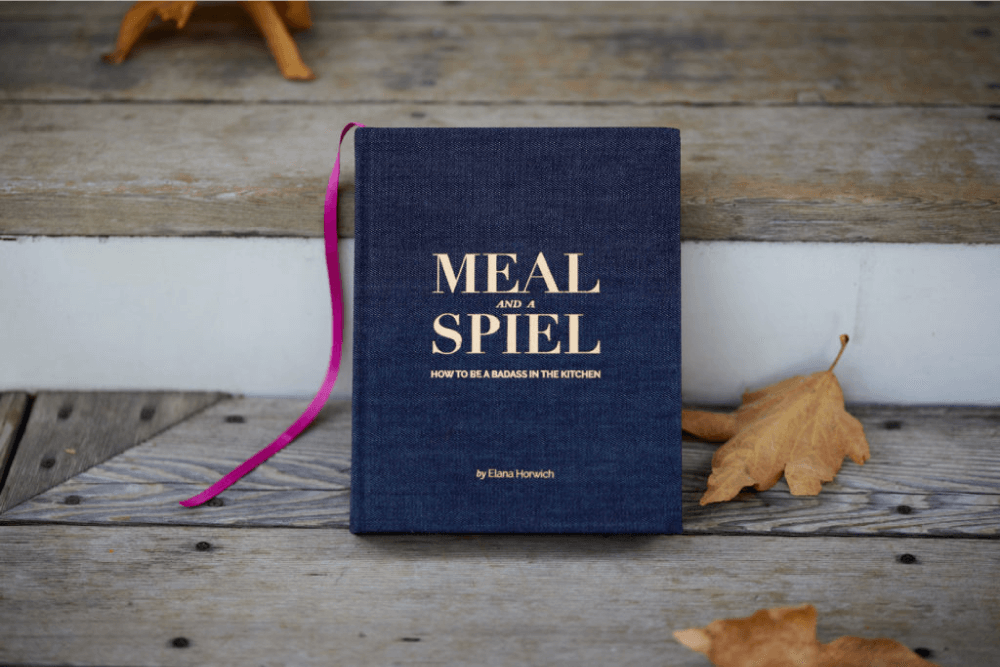 Meal and a Spiel Cookbook Review